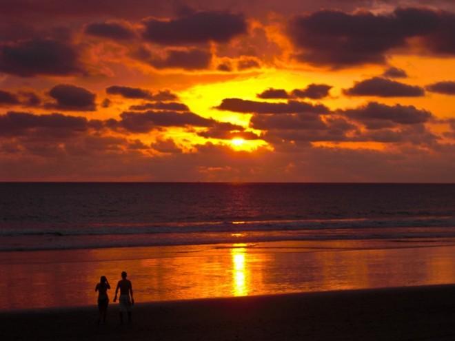 hoàng hôn thơ mộng tại 10 điểm ngắm mặt trời lặn đẹp nhất thế giới