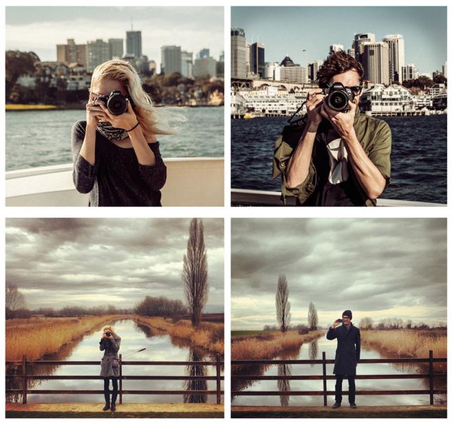 Ấn tượng 5 ý tưởng chụp ảnh độc đáo khi đi du lịch