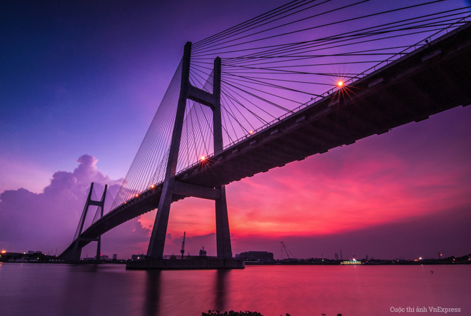 Ngắm những cây cầu dọc miền đất nước