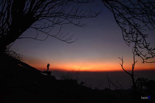 Con đường chinh phục núi cao mây trời y tý