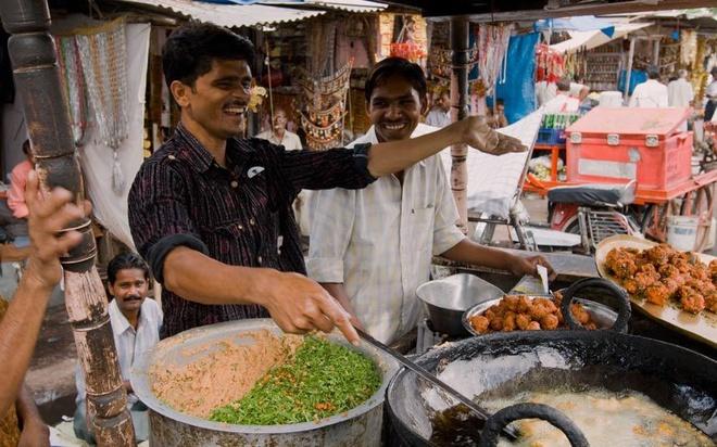 Ghé thăm những thiên đường ẩm thực của thế giới