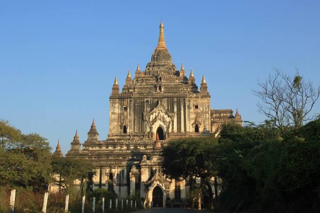 Khám phá miền đất cổ bagan qua 10 đền chùa nổi tiếng