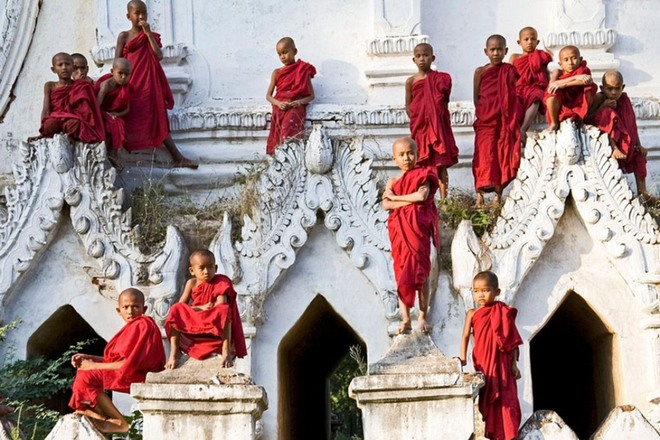 Nét bình dị của xứ sở chùa vàng
