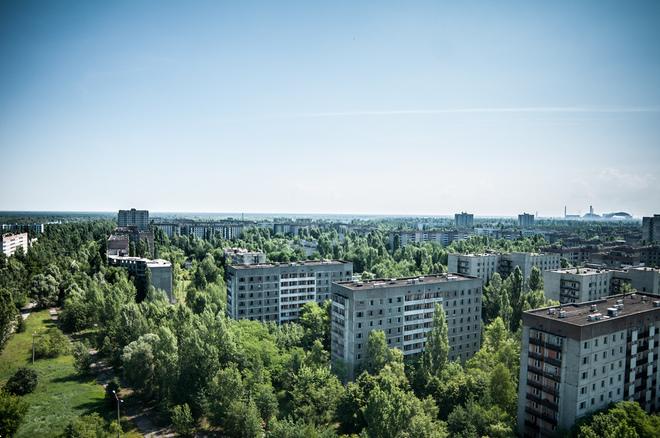 Những thành phố bị bỏ rơi đẹp hàng top thế giới