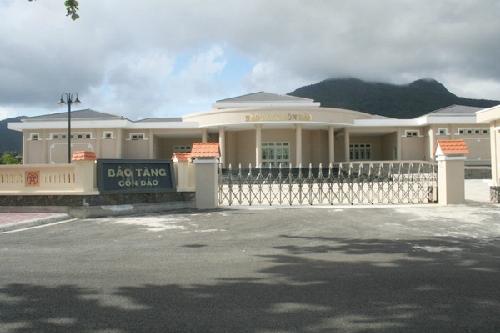 Bảo tàng côn đảo - nơi lưu trữ những trang sử bi hùng