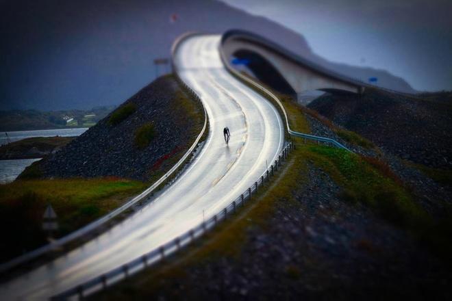 Khám phá con đường nổi tiếng xuyên đại tây dương