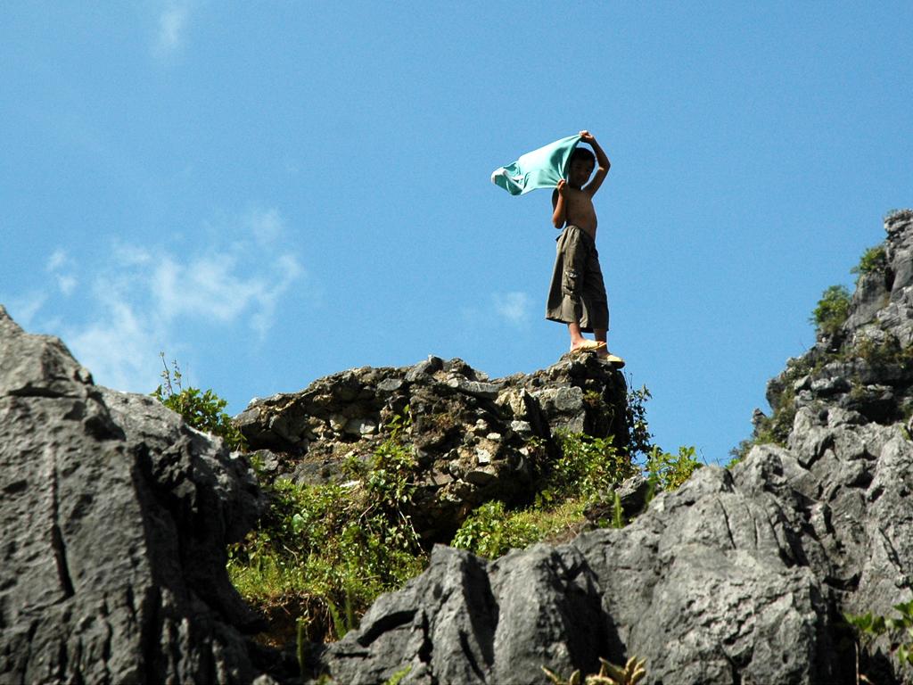Khám phá đường hạnh phúc ở cao nguyên đá