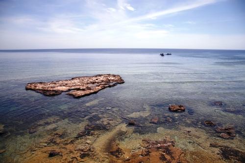 Quyến rũ thanh bình cùng những cù lao biển mùa hè thu