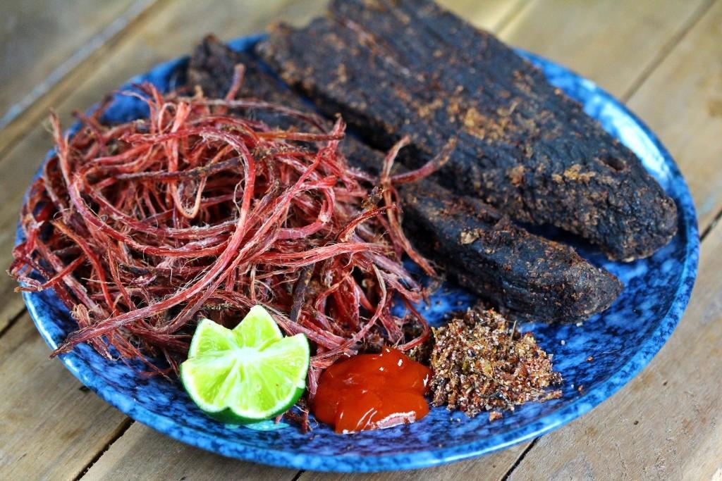Những món ăn mang đậm hương vị núi rừng tây bắc