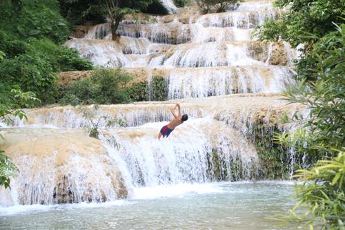 Ghé thăm ba thác nước đẹp nhất tỉnh thanh