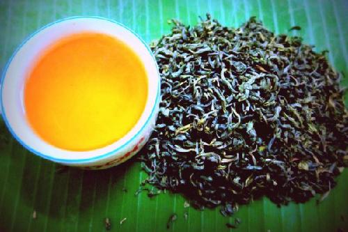 Đến suối giàng thưởng thức đặc sản trà shan tuyết