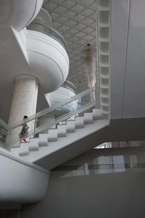 Tính đối xứng sự ấm cúng trong công trình kiến trúc triều tiên