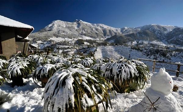 10 điểm du lịch thu hút khách ở vn trong mùa thu đông