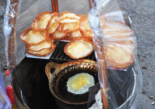 Đậm đà hương vị với bánh quê trên đất sài thành