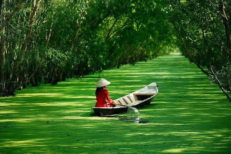 Việt nam đẹp tỏa nắng trong bộ ảnh trên tạp chí kiến trúc nước ngoài