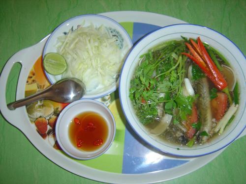 Đặc sản cá kèo cà mau ăn riết ghiền