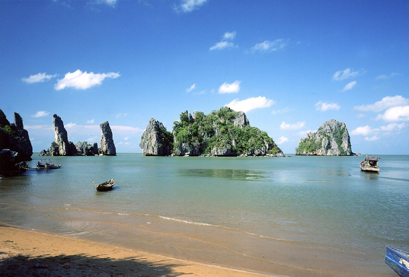 Khám phá 4 điểm du lịch nổi tiếng của kiên giang