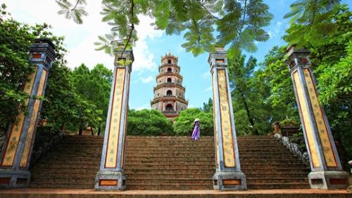 Khám phá lối kiến trúc nhà vườn truyền thống huế
