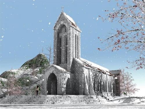 Những địa điểm lý tưởng để đón giáng sinh cùng năm mới