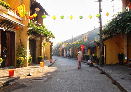 Phố cổ hội an xếp hạng hai trên bản đồ du lịch châu á