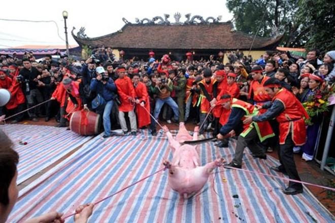 Rùng mình 3 lễ hội kinh dị ở việt nam