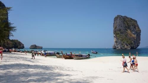 Tất tần tật cẩm nang du lịch bụi ở đảo thiên đường krabi thái lan