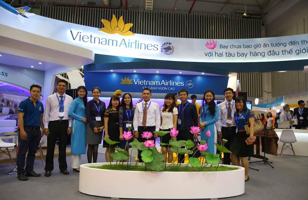 Vietnam airlines hãng hàng không việt nam xuất sắc nhất năm 2015