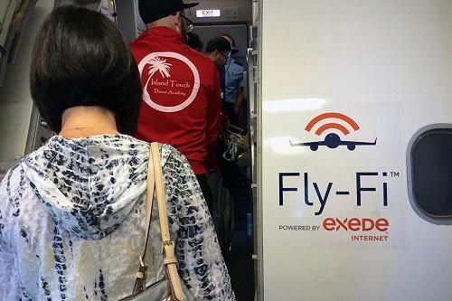 Wifi miễn phí trên máy bay khi hiện thực không còn là xa xỉ