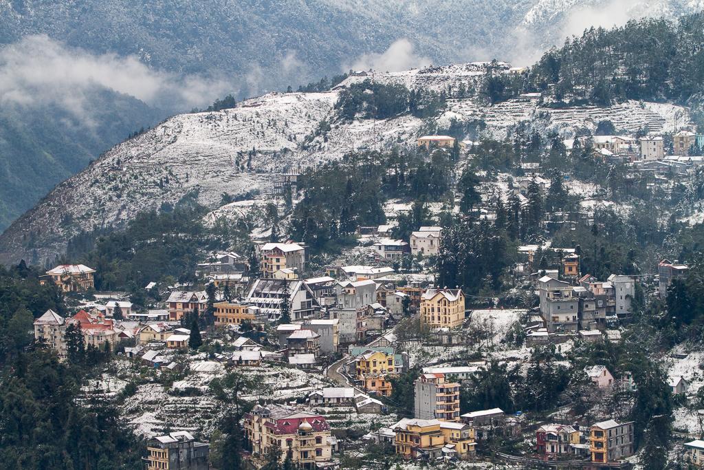 5 địa điểm ngắm băng tuyết đẹp nhất việt nam