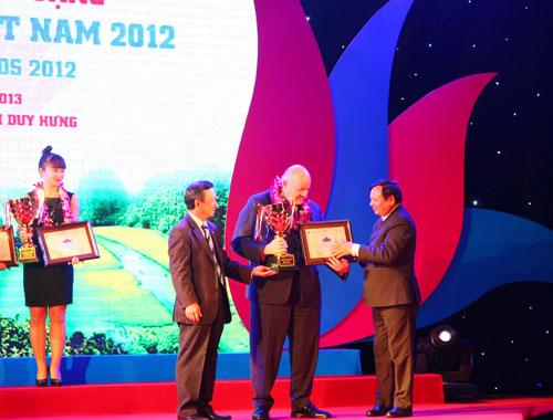 62 doanh nghiệp nhận giải thưởng du lịch vn