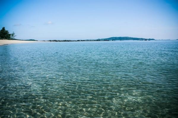 Bãi biển nào hoang sơ nhất miền bắc việt nam