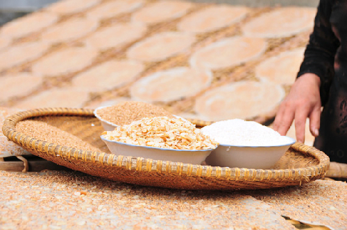 Bánh đa kế bắc giang loại hình ẩm thực truyền thống