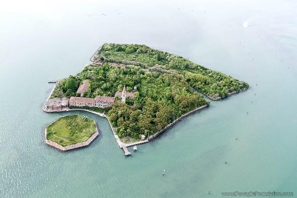 Bí ẩn hòn đảo nhiều ma nhất thế giới