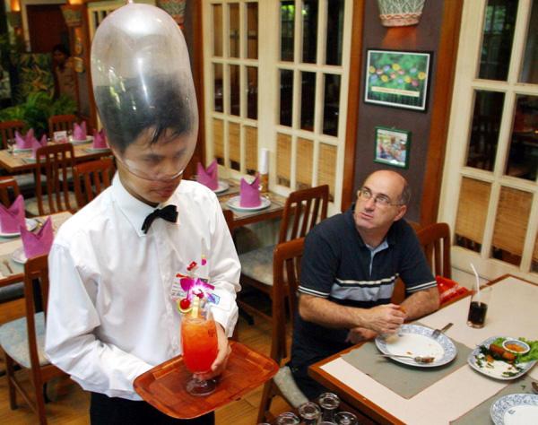 Các nhà hàng độc nhất thế giới