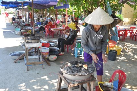 Chợ hải sản ăn liền nào rẻ và độc đáo nhất việt nam