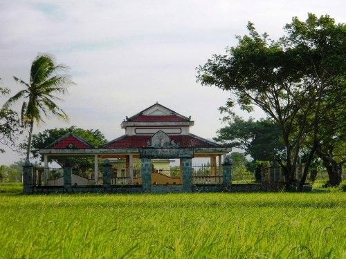 Nghĩa địa kut thế giới vĩnh hằng của người chăm