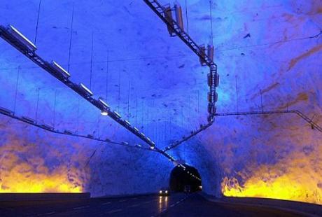 Những đường hầm nổi tiếng thế giới