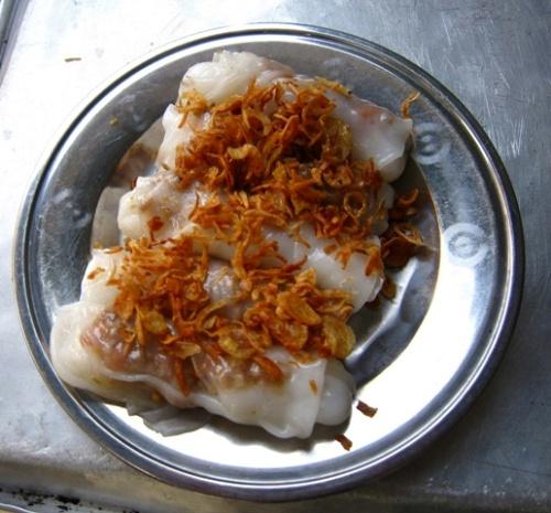 Những món bánh gạo ngon ở thanh hóa