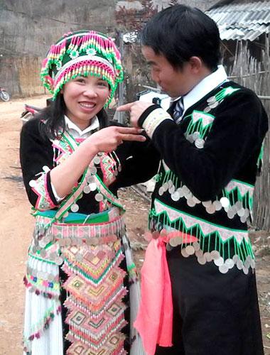 Những phong tục hôn nhân lạ ở tây bắc