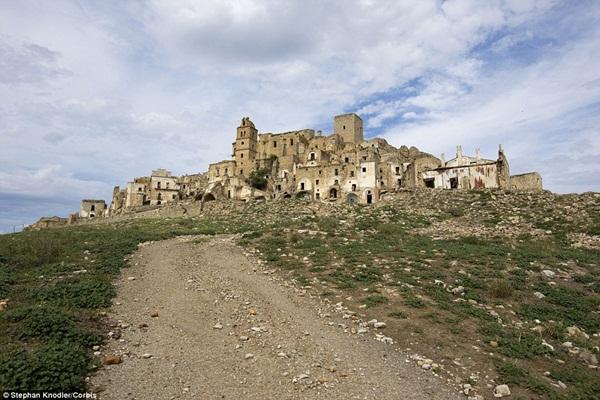 Vẻ đẹp của những thành phố bị bỏ hoang