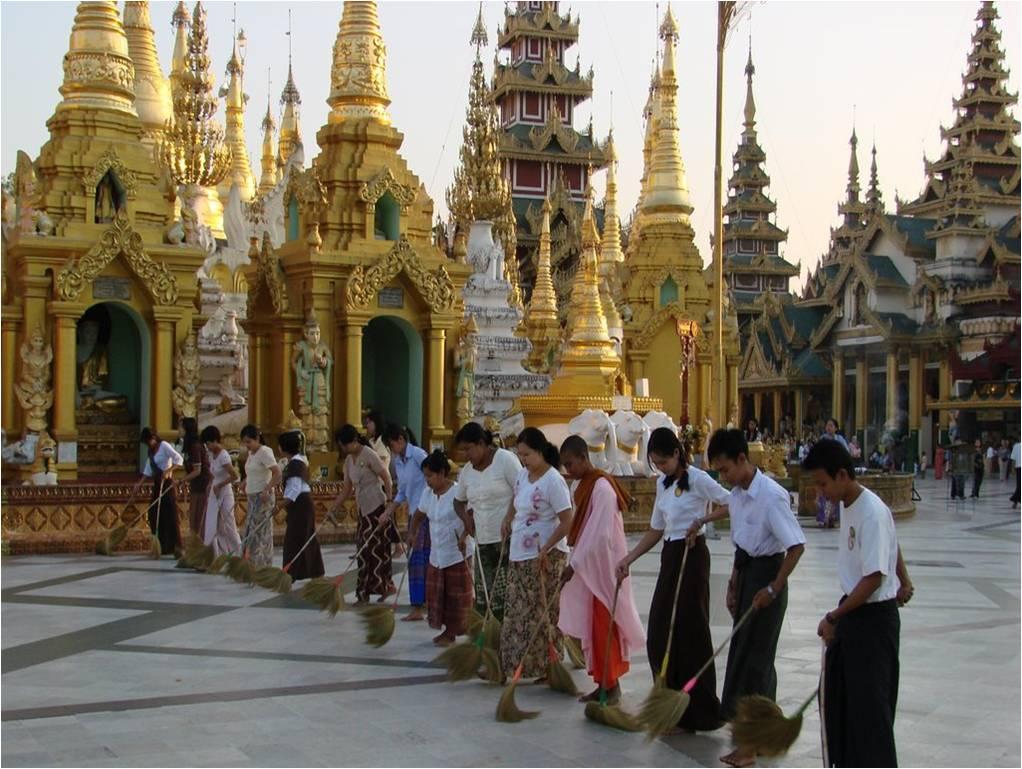 7 ngôi đền chùa ấn tượng nhất thế giới