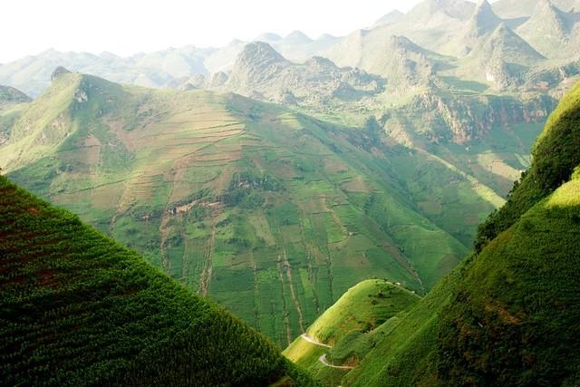 Cảnh đẹp huyền ảo của tứ đại đỉnh đèo xứ tây bắc