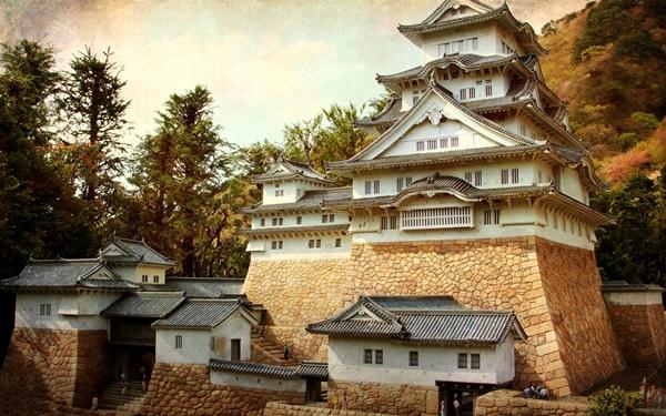 Du lịch nhật ghé thăm giếng nước ma ám bí ẩn ở lâu đài himeji