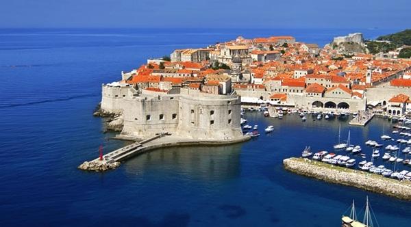Dubrovnik viên ngọc quý giữa vùng biển adriatic