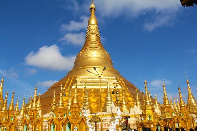 Hành trình về đất phật myanmar