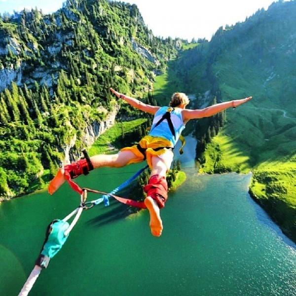 Hấp dẫn du lịch trải nghiệm cảm giác mạnh ở việt nam