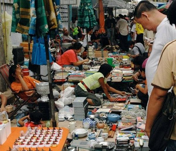 Hãy đến bangkok với một chiếc vali rỗng