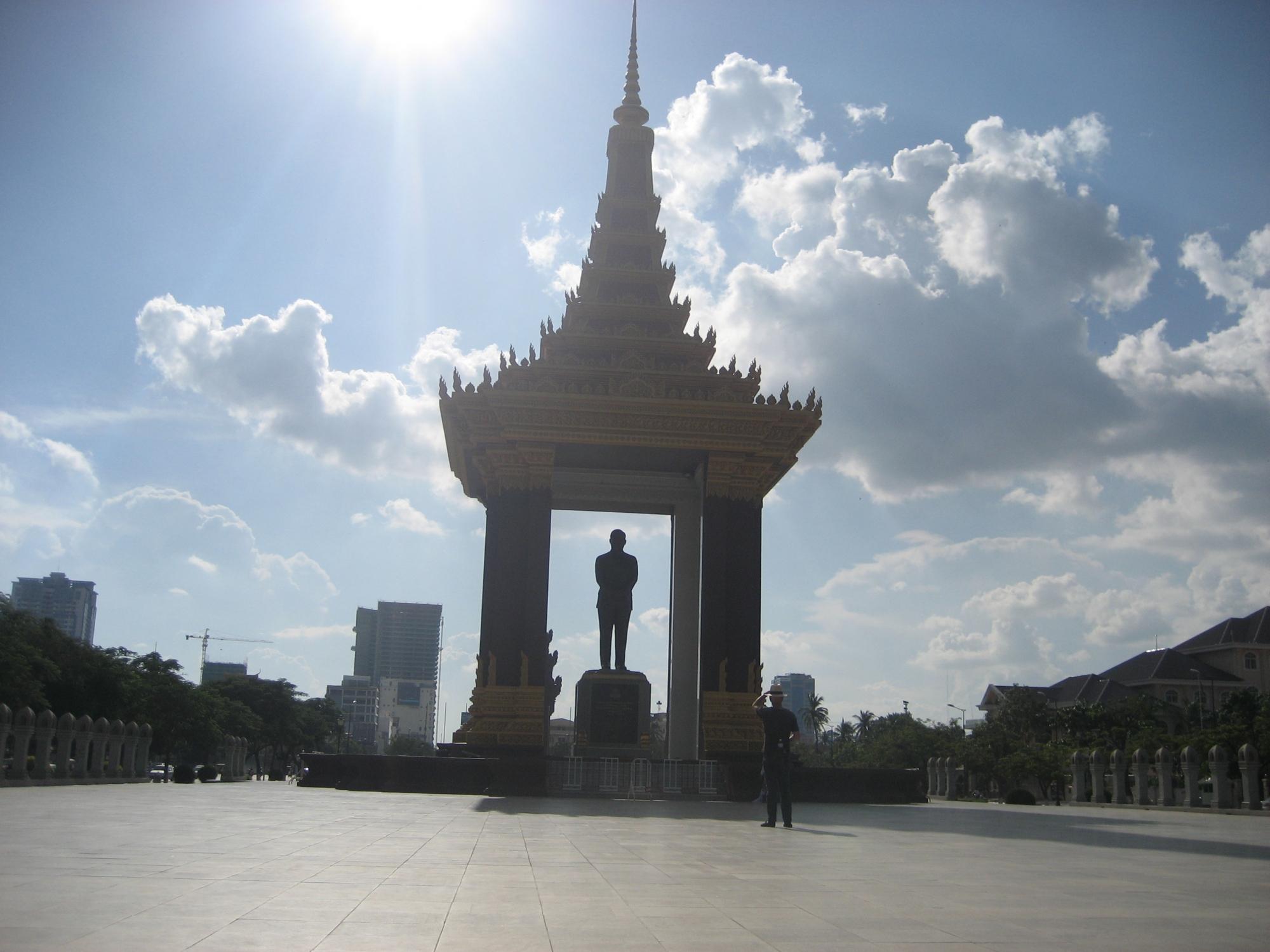 Một góc nhìn khác về phnom penh