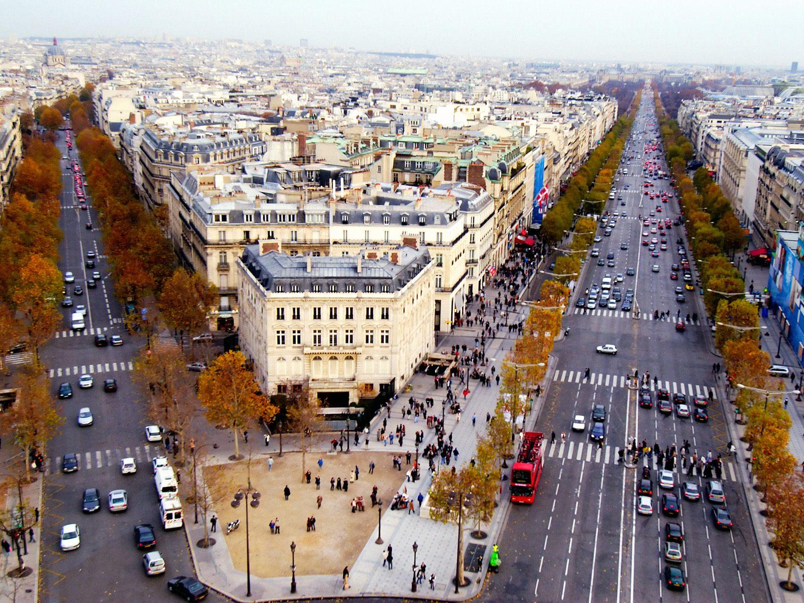 Mùa thu paris có gì đẹp không em