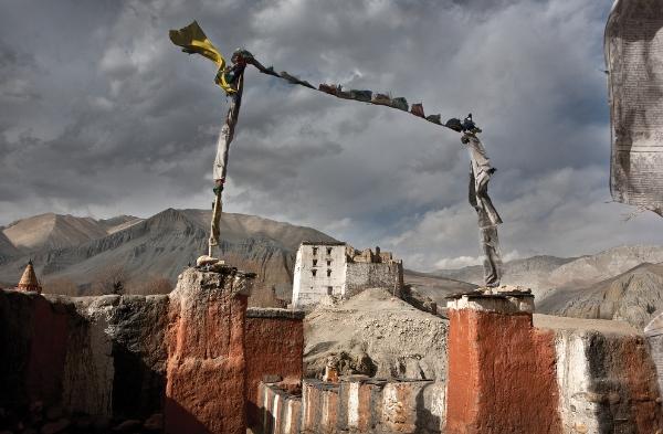 Mustang - vương quốc huyền bí giữa lòng tây tạng